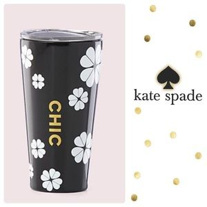 "Kate Spade New York, ""Made for Me"" Chic Tumbler"
